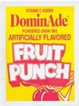 Sugar and Sugar Dominade Fruit Punch Drink - 21.6 Oz.