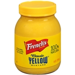 Frenchs Yellow Mustard - 9 Oz.