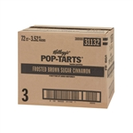 Pop-Tarts Frosted Brown Sugar Cinnamon - 3.52 Oz.