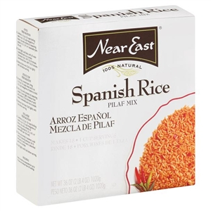 Pepsico Near East Spanish Rice Mix - 2.25 Lb.