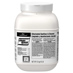Clean Quick Chlorine Sanitizer Cleaner - 10 Lb.