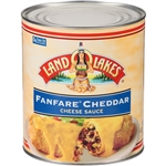 Land O Lakes Fanfare Cheddar Cheese Sauce - 106 Oz.