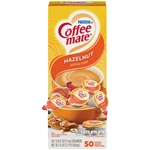 Nestle Coffee Mate Hazelnut Liquid Creamer Portion Control - 0.38 Oz.