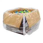 MandMs Plain Whole Candy - 25 lb.
