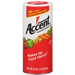 B and G Foods Accent Seasoning 32 oz. Shaker