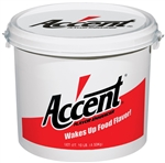 B and G Foods Accent Seasoning 10 Pound Tin