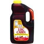Pinnacle Log Cabin Regular Syrup - 1 Gal.