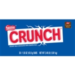 Crunch Chocolate Candy - 1.55 oz.