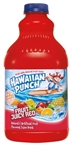 Motts Hawaiian Punch Fruit Juicy Red Plastic Juice - 64 Oz.