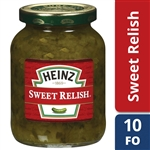 Heinz Sweet Relish Green - 10 Oz.
