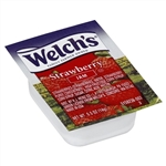 Portion Pac Welchs Strawberry Jam - 0.5 Oz.