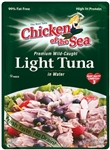 Chicken Of The Sea Premium Liight Skip Jack Tuna Pouch - 43 Oz.