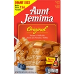 Pepsico Aunt Jemima Pancake and Waffle Original Mix - 5 Lb.