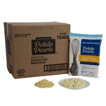 Basic American Potato Pearls Excel 28 oz. Mashed Potato