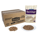 Basic American Santiago Whole 29.77 oz. Refried Beans