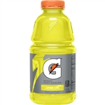 Pepsico Gatorade Lemon Lime Sport Drink Plastic - 32 Oz.