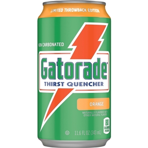 Pepsico Gatorade Orange Drink - 11.6 Oz.