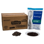 Basic American Santiago Seasoned 26.9 oz. Black Beans
