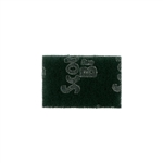 3M Scotch-Brite General Purpose 3.5 in. x 5 in. Green Scrubbing Pad