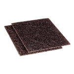 3M Scotch-Brite Heavy Duty 4.5 in. x 5.5 in. Griddle Pad