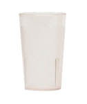 Cambro Colorware Plastic Tumbler Clear 5.2 Oz.