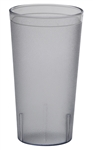 Cambro Colorware Plastic Tumbler Clear 32 Oz.