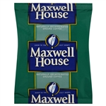 Kraft Nabisco Maxwell House Decaffeinated Office Coffee Service - 1.1 Oz.