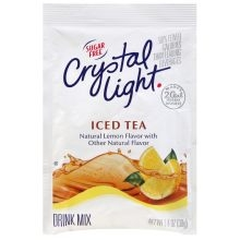 Kraft Nabisco Crystal Light Iced Tea Beverage - 1.4 Oz.