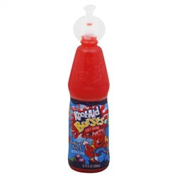 Kraft Nabisco Kool Aid Burst Tropical Punch Beverage - 6.75 Oz.