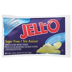 Kraft Nabisco Jello Sugar Free Vanilla Pudding Mix - 2.5 Oz.