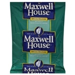 Kraft Nabisco Maxwell House Special Delivery Decaffeinated Coffee - 1.5 Oz.
