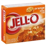 Kraft Nabisco Jello Gelatin Orange - 3 Oz.