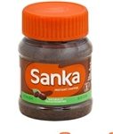 Sanka Instant Decaffeinated Coffee - 2 Oz.