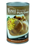 Vanee Foods Roasted Pork Gravy - 50 Oz.