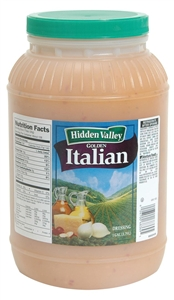 Ventura Foods Hidden Valley Golden Italian Dressing - 1 Gal.