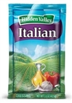 Ventura Foods Hidden Valley Golden Italian Dressing - 1.5 Oz.