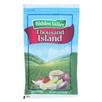 Ventura Foods Hidden Valley Thousand Island Thick and Creamy Dressing 1.5 Oz.