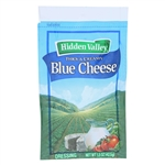 Ventura Foods Hidden Valley Blue Cheese Thick and Creamy Dressing 1.5 Oz.