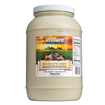 Ventura Foods Classic Gourmet Deluxe Mayonnaise - 1 Gal.