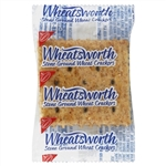 Kraft Nabisco Wheatworth Stone Ground Cracker Fast Food - 0.22 Oz.