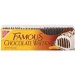 Kraft Nabisco Famous Chocolate Wafers Cookie - 9 Oz.