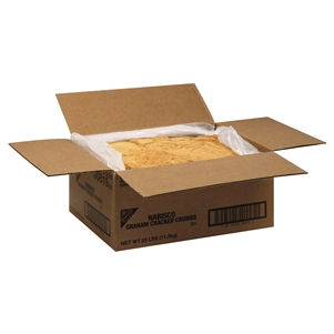 Kraft Nabisco Graham Cracker Crumb Meal - 25 Lb.