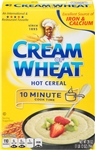 B and G Foods Cream of Wheat Regular 28 oz. Hot Wheat Cereal
