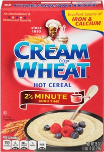 B and G Foods Quick 28 oz. Wheat Cereal