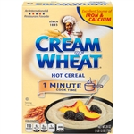 B and G Foods Cream of Instant 1 Minute Wheat Cereal 28 oz.