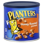 Kraft Nabisco Planters Dry Honey Roasted Peanut Tines - 52 Oz.