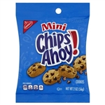 Kraft Nabisco Chips Ahoy Cookie Snack - 2 Oz.