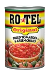 Rotel Tomatoes With Green Chilies - 10 Oz.