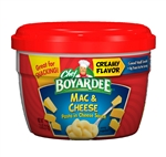Chef Boyardee Microwavable Macaroni And Cheese - 7.5 Oz.