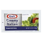 Kraft Nabisco Creamy Italian Dressing - 0.43 Oz.